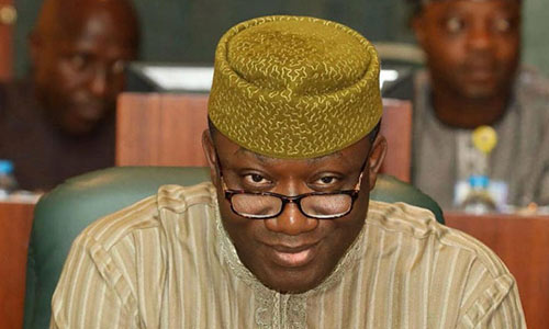 #COVID-19: Fayemi appoints Babalola, Fayose, others in resource mobilization committee