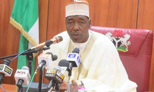 Image result for Borno Cede Part Of Sambisa Forest For Ruga Project