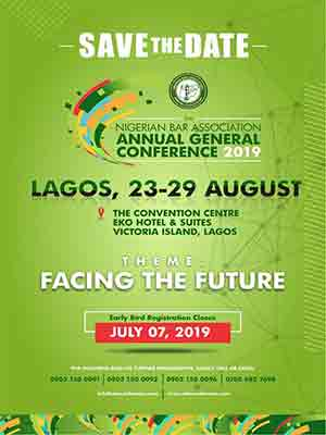 NBA CONFERENCE 2019: Take Advantage Of Early Bird Registration