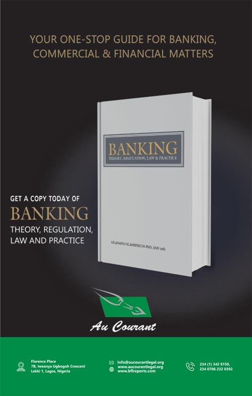 *Your One-Stop Guide For Banking, Commercial & Financial Matters