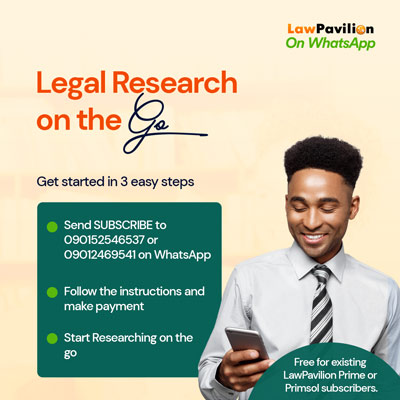 Legal Research On The Go